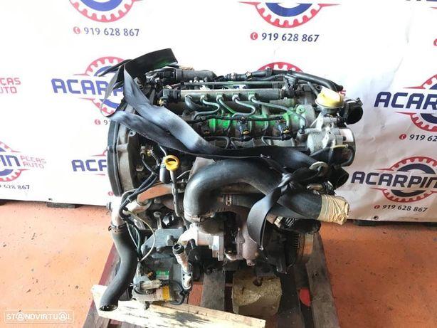 Motor Opel Astra H / Vectra C / Zafira B / Saab 9-3 1.9 16v Cdti Ref. Z19DTH