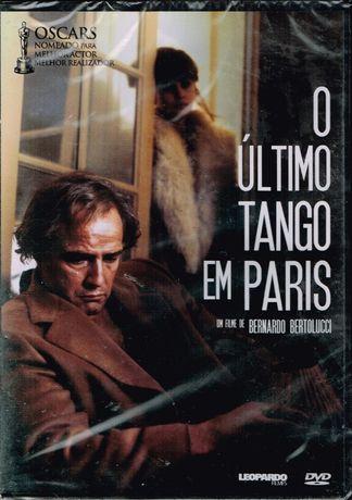 Filme em DVD: O ÚLTIMO TANGO EM PARIS - Novo! Selado!