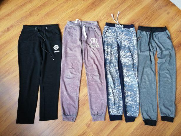 Spodnie, bluzki, sweterek s/m