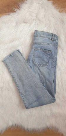 Spodnie dżinsowe Boyfriend rozmiar 34