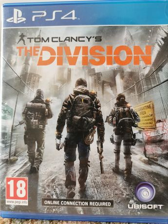 Gra PS4 PS4 Tom Clancy's The Division
