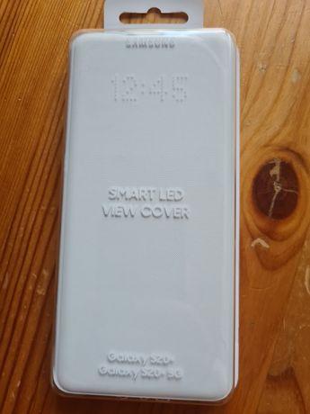 Samsung LED View Cover white do S20+