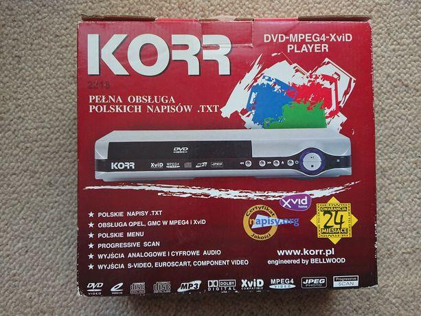 DVD KORR 2218 - uszkodzone