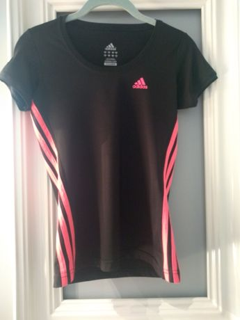 Bluzka sportowa Adidas,jak nowa!r.S