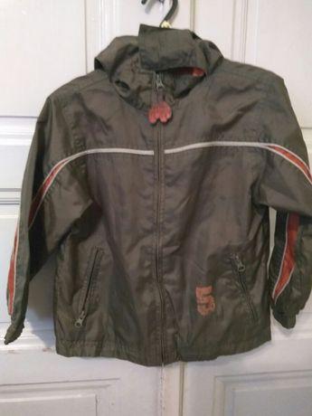 Куртка, вітровка для хлопчика 116
