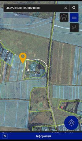 Продаю земельну ділянку площею 0,2435га