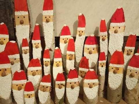 Ozdoby świąteczne mikołaje Toruń - image 1
