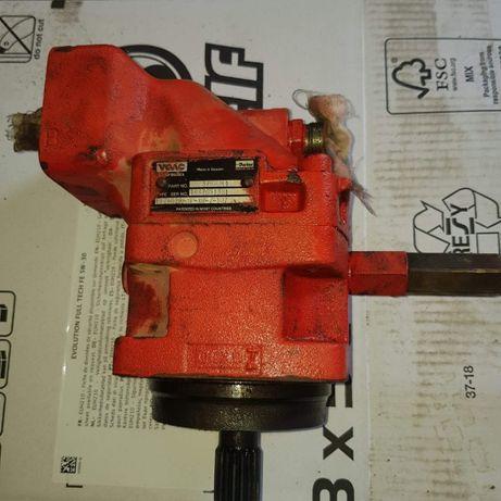 Silnik reduktor obrotu, koparka O&K
