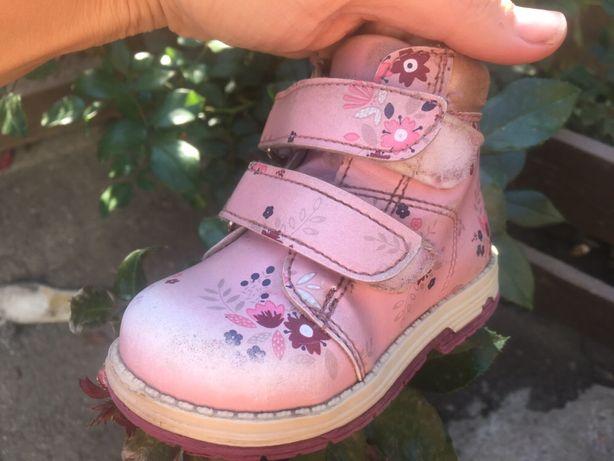 Ботиночки Waikiki, демисезонные, 20 размер, стелька12 см, весна-осень