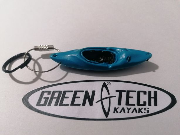 Porta Chaves Kayak WW (azul)-Novo