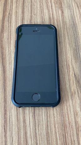 iPhone SE 2016 64GB Space Grey etui spigen + szklo