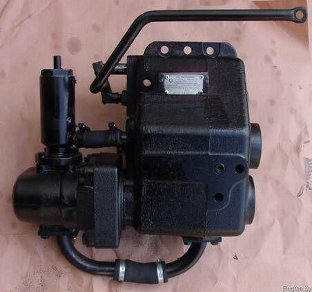 Ходоуменьшитель ХД-3 бары на МТЗ трактор, гидроходоуменьшитель