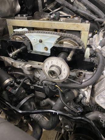 Замена цепи ГРМ и цепи маслонасоса BMW F10 F30 n20b20-26 B30