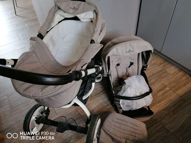 Wózek bebetto 3w1
