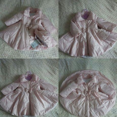 пальто, куртка, плащик і шапочка для маленької Принцеси