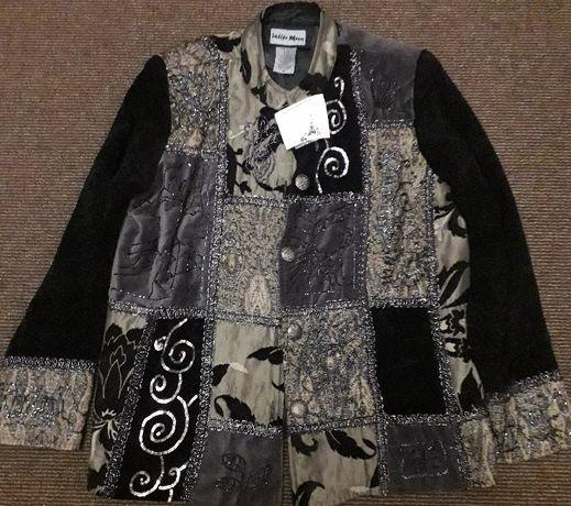 Продам пиджак женский фирма Indigo Moon. (Индия).