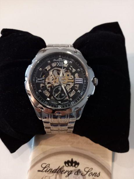 Zegarek Automatyczny Lindberg&Sons Diament