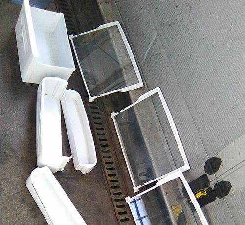 prateleira e gaveta p/ frigorifico TeKa