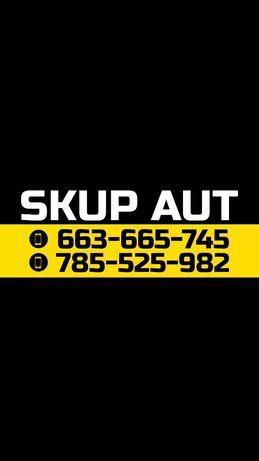 Skup Aut Samochodów busów motocykli Złomowanie Kasacja najwyże ceny