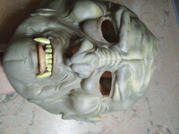 Селеконова маска для хеловина