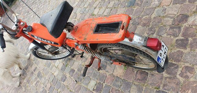 Romet kadet zarejestrowany motorynka