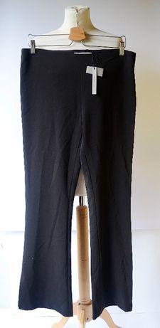 Spodnie NOWE Czarne Vero Moda S 36 Rozszerzane Nogawki Zara H&M Mango