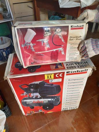 Compressor 50€ novo
