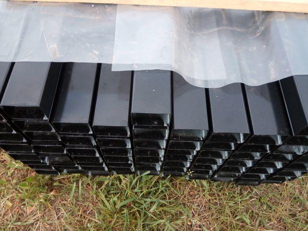 Słupki ogrodzeniowe 40x60x200