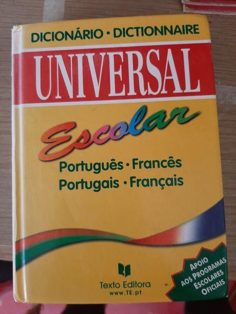 Dicionário francês português