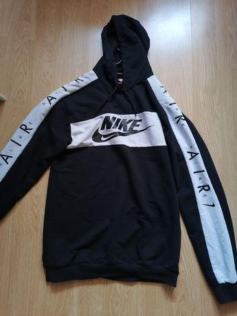 Bluza Nike air black white czarna