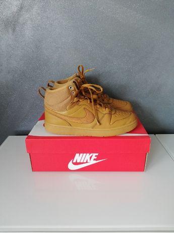 Nike sportswear r.40 sneakersy wysokie