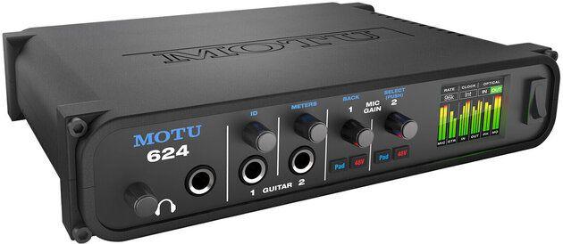 interfejs audio MOTU 624 AVB