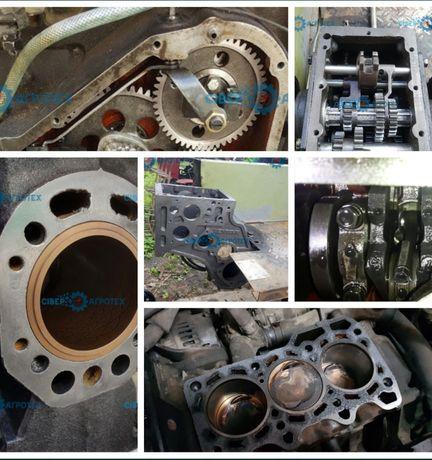 Ремонт тракторів, мотоблоків, двигунів китайського виробництва