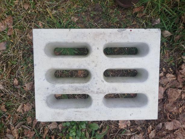 Jumba betonowa ażurowa