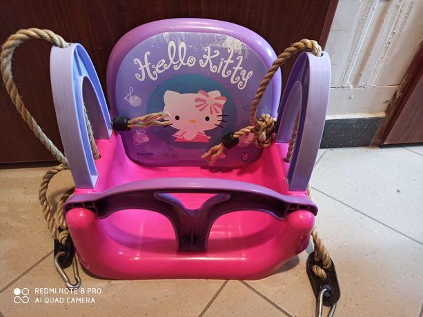 Huśtawka 3w1 Hello Kitty