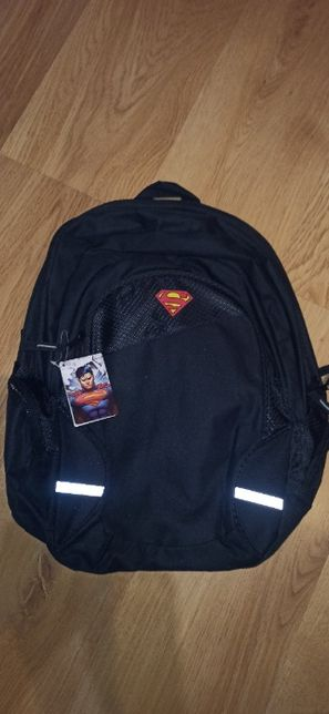 Plecak superman NOWY