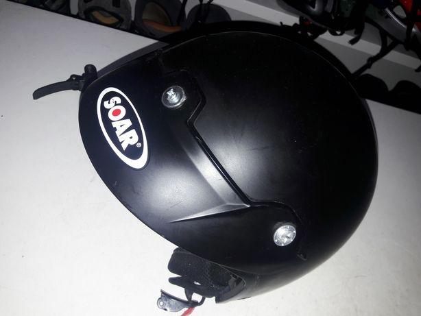 Kask Motocyklowy SOAR odkryty rozmiar L