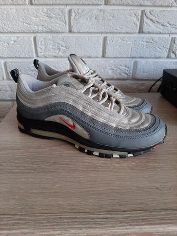 Nike air max 97 męskie buty adidasy sportowe szare