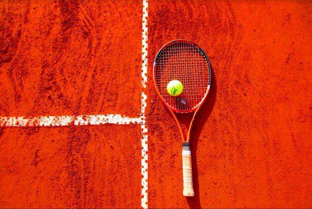 Онлайн уроки большого тенниса.