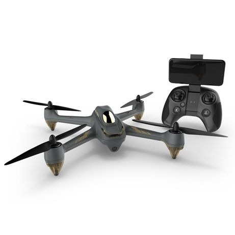 Квадрокоптер Hubsan H501M, бесколлекторные моторы, HD камера, FPV.