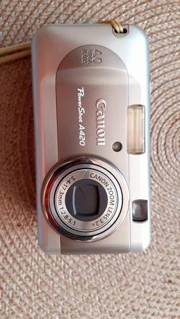 Aparat fotograficzny Canon Power Shot A420