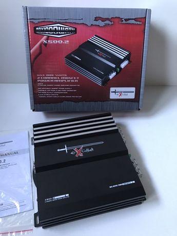 Wzmacniacz Excalibur X500.2