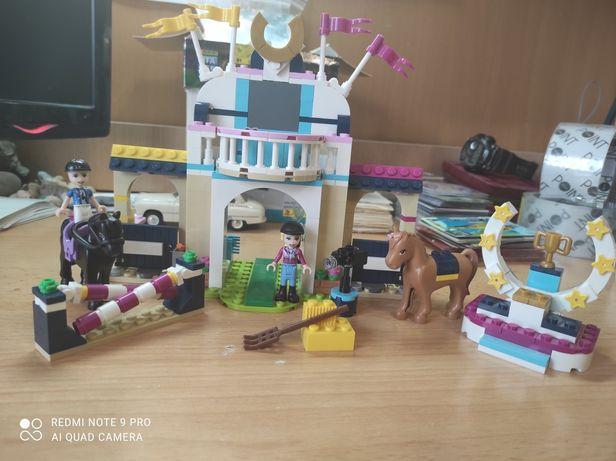 Лего френдс Лошадиная ферма оригинал