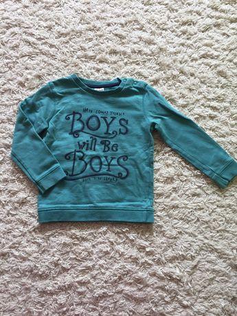 FF bluza 18-24 mies chłopiec