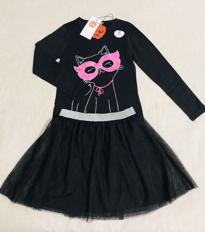 Нарядный костюм на девочку 128ростCool club!