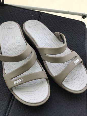 Crocs W8 нові без коробки
