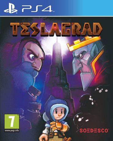 Gra Teslagrad PS4 - używana