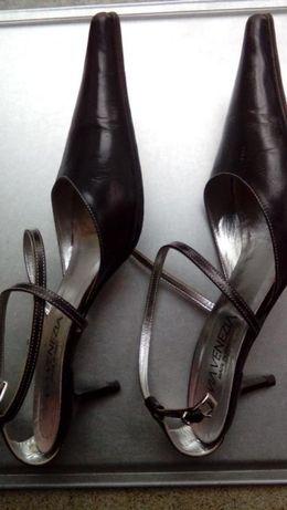 buty skórzane włoskie rozm. 39