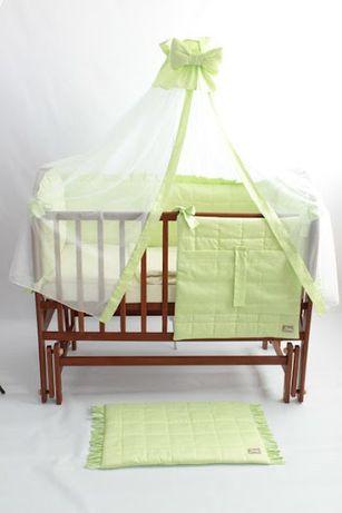 Бортики балдахин постель в кроватку