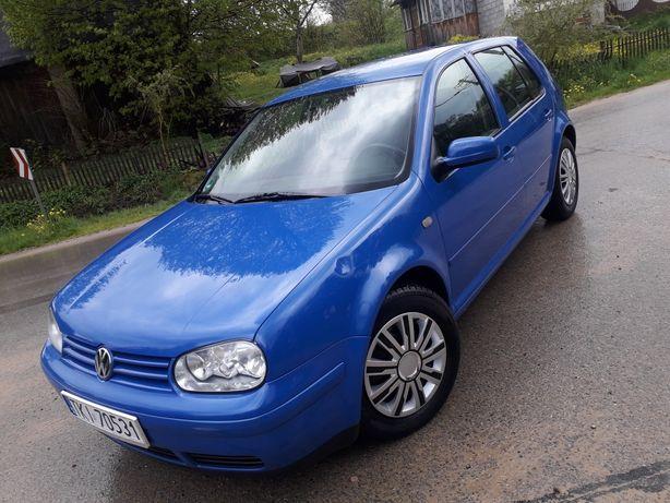 VW GOLF 4! 1.6 SR! Benzynka! Klima elektryka! Bez korozji! Zamiana
